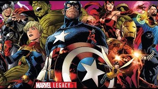 'Marvel Legacy': Go inside the one-shot comic and what it means for the heroes' future