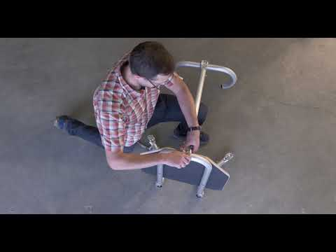 How To Assemble An NRS Fishing Raft Frame