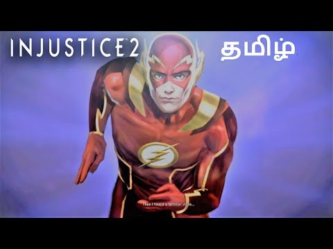INJUSTICE 2 | Multiverse Flash Ending | Tamil