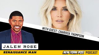 When You Own Your Voice, You Own Your Power ft. Charissa Thompson | Renaissance Man with Jalen Rose