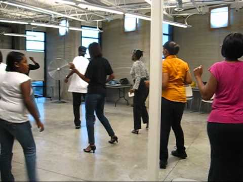 """Zydeco bounce"""" come step with us line dance class 9-1-10 youtube."""