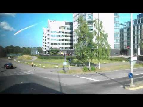 Onnibussilla Helsingistä Turkuun   By Onnibus Helsinki-Turku