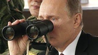 Putin asiste a la inspección al Ejército más importante desde la caída de la URSS