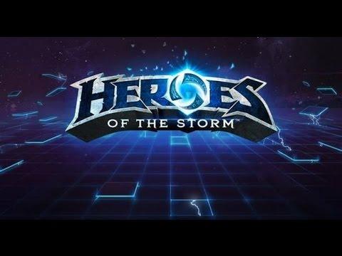 видео: Первый Взгляд на heroes of the storm [60 fps]