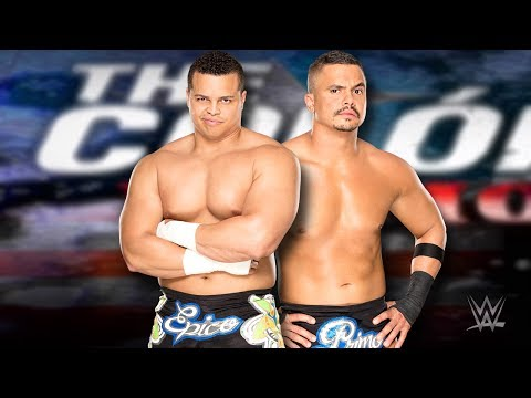 The Colóns 6th WWE Theme Song For 30 minutes - Primos
