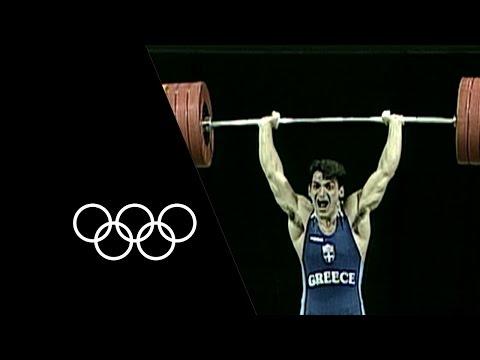 Most Decorated Olympic Weightlifter - Pyrros Dimas | Olympic Records