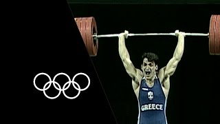 Download lagu Most Decorated Olympic Weightlifter Pyrros Dimas Olympic Records MP3