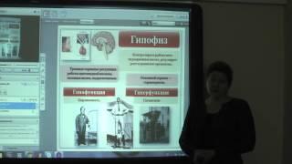 ЕНТ - уроки биология (рус), Железы внутренней секреций. Витамины, Курилина Лариса Алексеевна.
