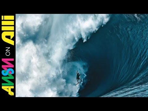 Nathan Fletcher Wins 3 Billabong XXL Awards Including Ride Of The Year