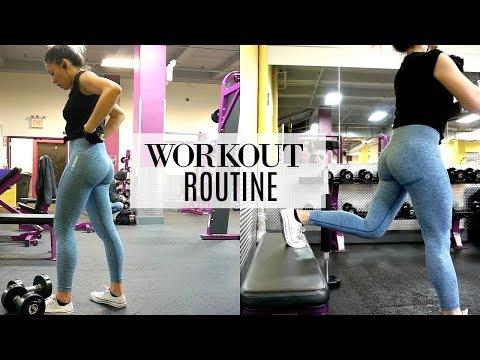 The Workout That Grew My Butt | LEG & BUTT WORKOUT FOR WOMEN - Vlogmas ep. 2