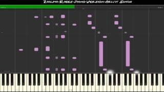 Zaalima-Raees-Piano Version/Tutorial