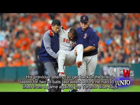 Boston Red Sox add Chris Young as Eduardo Nunez injury replacement
