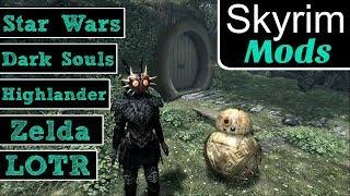 Skyrim: 7 Random Mods for Xbox One!