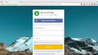 Wego, now with Google Smart Lock