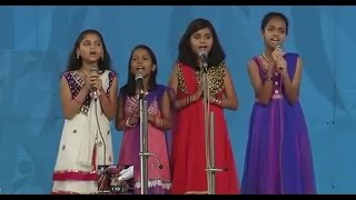 Marathi Geet By Baby Shruti And Saathi | 48Th Maharashtra Nirankari Sant Samagam 2015