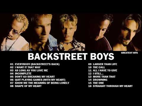 Backstreet Boys - Greatest Hits