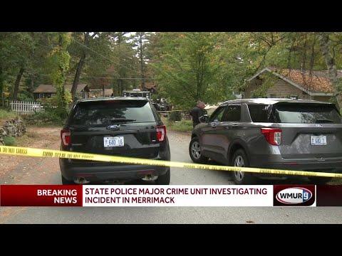 Major police investigation underway in Merrimack
