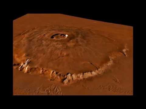 Recall Mars Olympus Mons 1080p HD