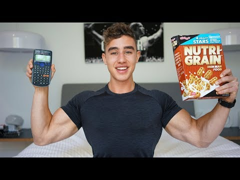 How Many Calories Do I Need to Gain Muscle / Lose Fat? | IIFYM Explained | Zac Perna