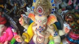 Ganpati bappa morya    New Collection Of Ganpati  Murti 2018    Address given For Booking   