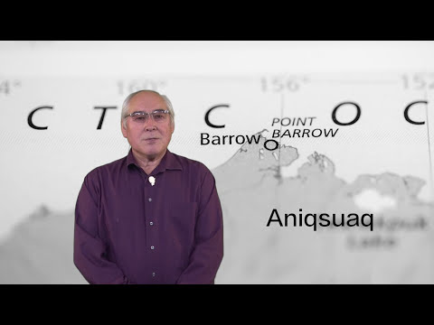 Welcome to Introductory Iñupiaq with Aniqsuaq