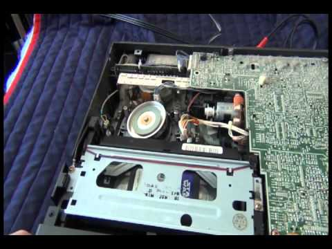 Cleaning and Restoring a 1990 GE 2-Head VHS VCR