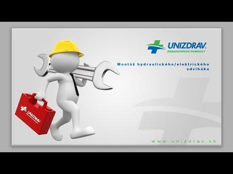 Montáž hydraulického a elektrického zdviháku - VIDEOMANUÁL