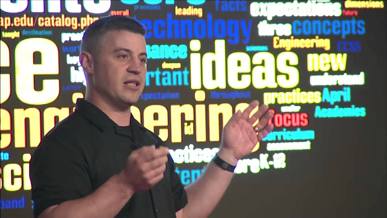 Technology's Transformative Role in Education | Lance Rougeux | TEDxTimesSquare