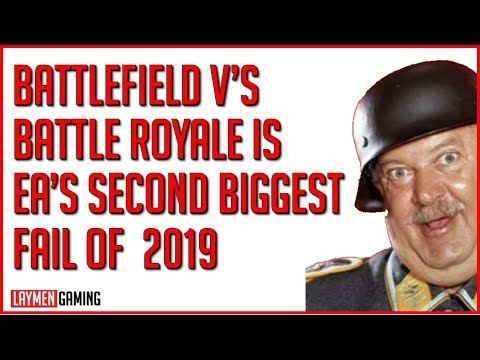 Remember When Battlefield V Released A Battle Royale? Neither Do We. thumbnail