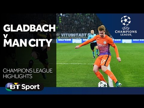 Borussia Monchen   1-1 Manchester City   Champions League highlights New Flash Game