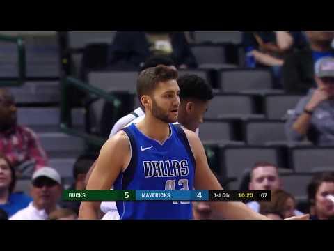 Milwaukee Bucks vs. Dallas Mavericks - November 18, 2017