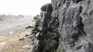 RDC : l'armée intensifie ses bombardements sur le M23
