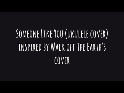 someone like you ukulele pdf