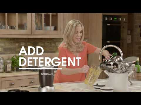 NutriBullet RX - How To Clean - High Street TV