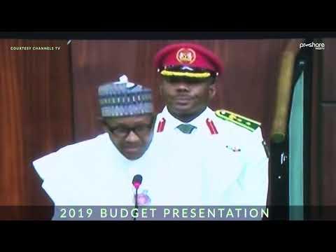 2019 Budget Presentation Part2