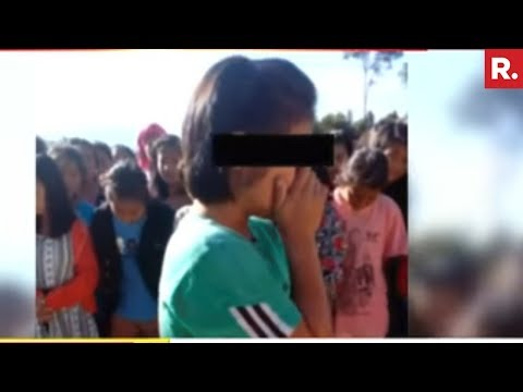 Students Stripped & Insulted By Teachers In Arunachal Pradesh