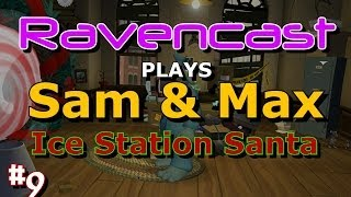 Sam & Max Ice Station Santa - EP9 - The Trouble Of The Past