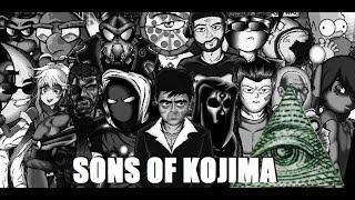 The Autistic Illuminati... WAIT! I Mean The Sons Of Kojima :)