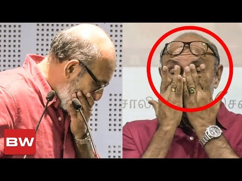Sathyaraj Burst Into Tears! | Asifa