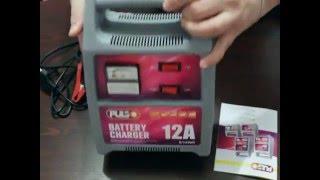 обзор: зарядное устройство Pulso BC-15160