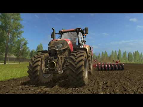 Case Optum + Horch Drille(Test Video LS 17)