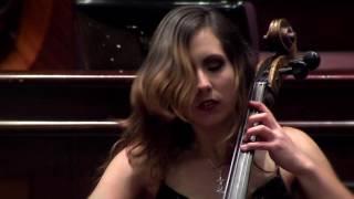 Avance del recital de violonchelos