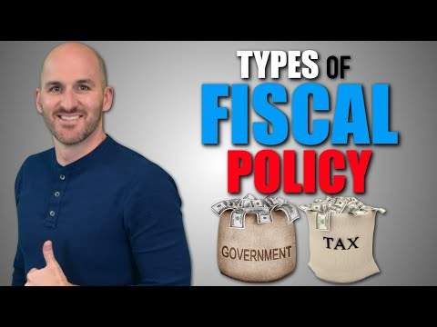 Macro: Unit 3.1 -- Types of Fiscal Policy