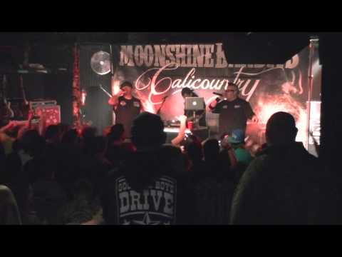 The Moonshine Bandits Live in Seattle @ El Corazon 3-30-2014*ALIENOPOLY*
