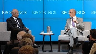 India's Role in the World: A Conversation with Shivshankar Menon