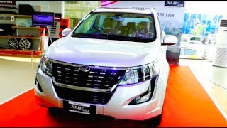 New XUV500 2018 Launched  W11 Automatic The Plush New XUV500 Interior And Exterior Detail View