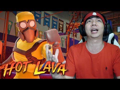 Main Loncat Loncat Di Lava - Hot Lava Indonesia