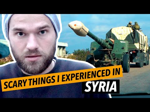 3 Scary Things I Experienced in SYRIA (Extreme Travel Syria)