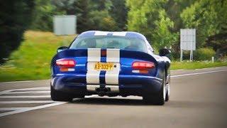 Dodge Viper 8.0L V10 Raw Sound!