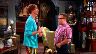 "Austin & Ally - ""Freaky Friday & Fiction"" Sneak Peek"